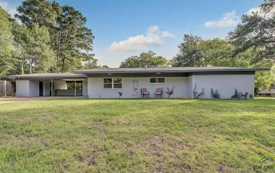 Tyler Single Family Home For Sale: 2028 Waunell