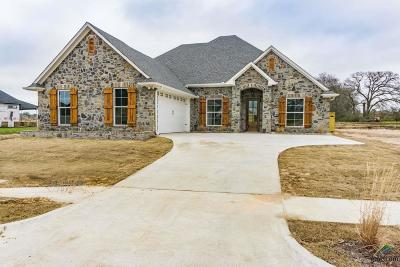 Tyler Single Family Home For Sale: 2946 Guinn Farms Rd