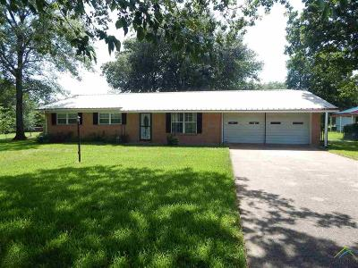Whitehouse Single Family Home For Sale: 17334 Fm 2964