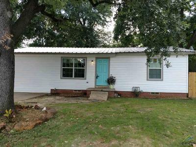 Frankston Single Family Home For Sale: 712 Reagan