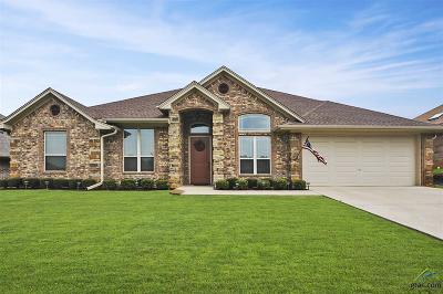 Longview Single Family Home For Sale: 2513 Oasis Dr