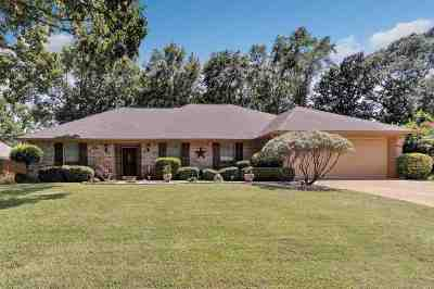 Tyler TX Single Family Home For Sale: $189,500