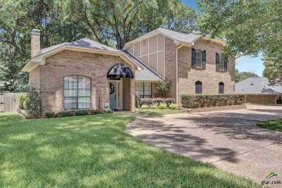 Tyler TX Single Family Home For Sale: $259,000