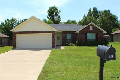 Bullard Single Family Home For Sale: 947 Redbud