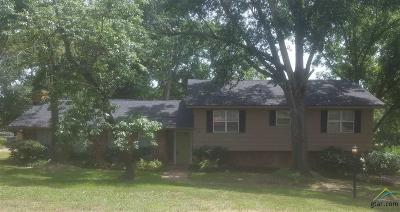 Jacksonville Single Family Home For Sale: 1501 Hillcrest