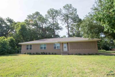 Mineola Single Family Home For Sale: 1120 E McDonald
