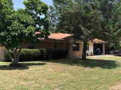 Van Single Family Home For Sale: 160 E Washington