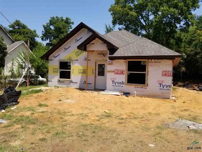Tyler Single Family Home For Sale: 1007 N Border Ave.