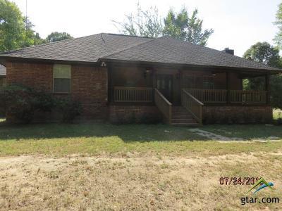 Tyler Single Family Home For Sale: 4690 C R 413