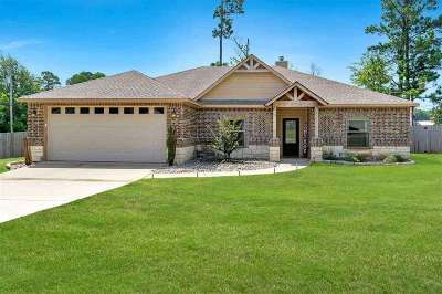 Longview Single Family Home For Sale: 1428 Comanche St