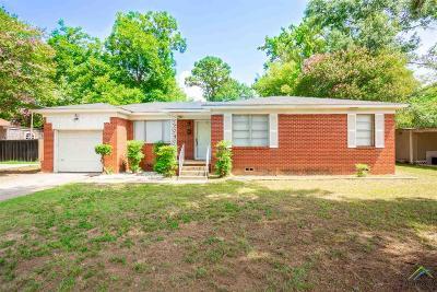 Longview Single Family Home Contingent - Active: 811 E Birdsong St.