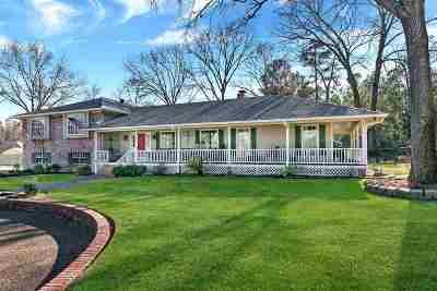 Gilmer Single Family Home For Sale: 111 Cheyenne