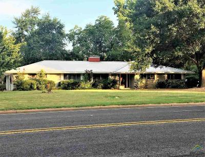Quitman Single Family Home For Sale: 726 S Main