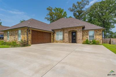 Longview Single Family Home For Sale: 1604 Riviera