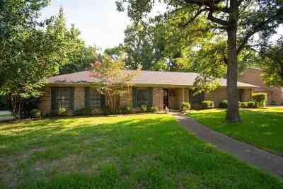 Tyler Single Family Home For Sale: 1117 Larkspur