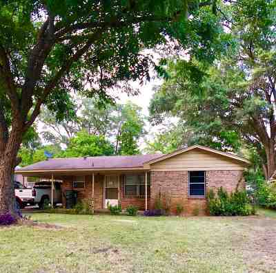Tyler Single Family Home For Sale: 311 N Parkdale