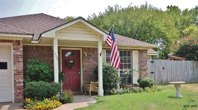 Lindale Single Family Home For Sale: 300 Half Street