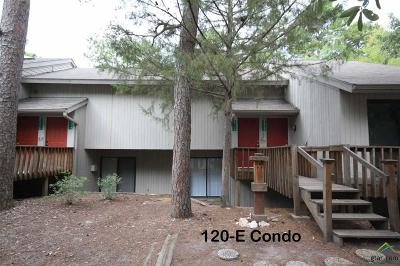 Holly Lake Ranch Condo/Townhouse For Sale: 120-E Holly Hill Circle