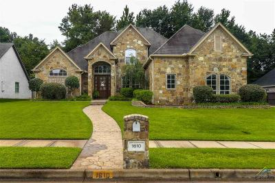 Tyler Single Family Home For Sale: 1610 Holly Star Drive