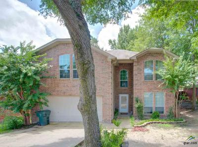Tyler Single Family Home For Sale: 5610 Le Harve Drive