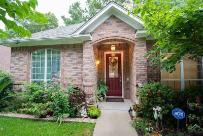 Tyler Single Family Home For Sale: 4202 Stonebrook Ln.