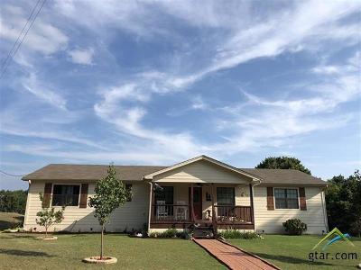 Upshur County Single Family Home For Sale: 8163 Nasturtium