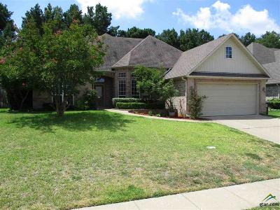 Tyler Single Family Home For Sale: 630 Huntwick Lane