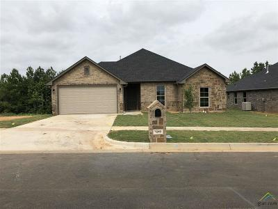 Bullard Single Family Home For Sale: 1240 Nate Cir.