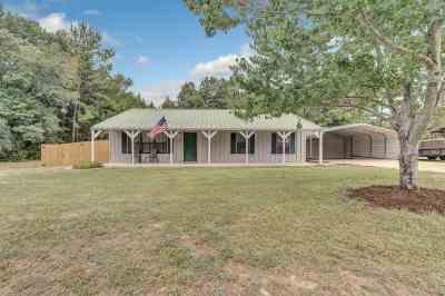 Bullard Single Family Home For Sale: 1007 Caroline Ln