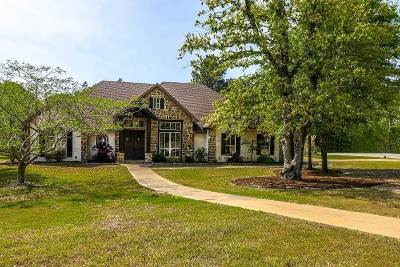 Tyler Single Family Home For Sale: 10858 Deer Creek Drive