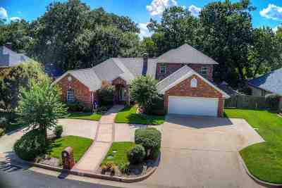 Tyler Single Family Home For Sale: 5703 Spring Creek