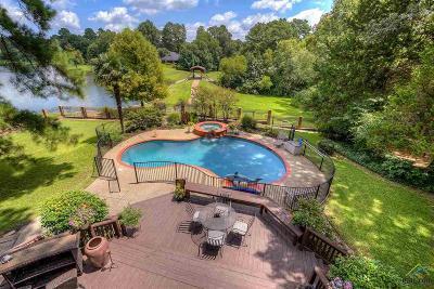 Tyler Single Family Home For Sale: 3210 Lakepine