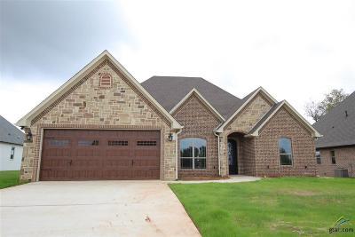Bullard Single Family Home For Sale: 124 Heritage Way