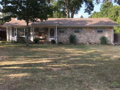 Tyler Single Family Home For Sale: 15593 County Road 220