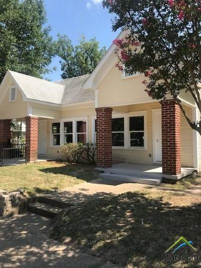 Mineola TX Multi Family Home For Sale: $750