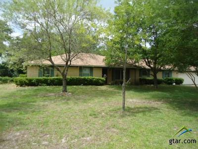 Mineola TX Single Family Home For Sale: $139,200