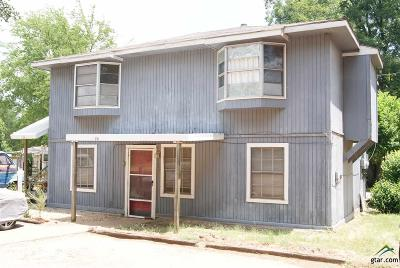 Hawkins TX Multi Family Home For Sale: $39,000