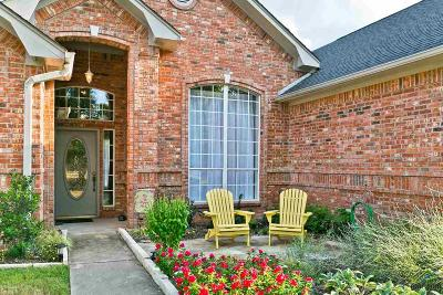 Lindale Single Family Home Contingent - Active: 12830 Winding Oak