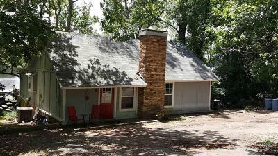 Quitman TX Single Family Home For Sale: $185,000