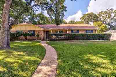 Tyler Single Family Home For Sale: 1010 Jeffery