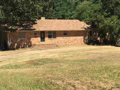 Tyler Single Family Home For Sale: 13604 County Road 2216