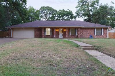 Tyler Single Family Home For Sale: 8314 Bucknell