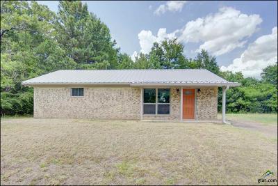 Tyler Single Family Home For Sale: 2712 Hillside Drive