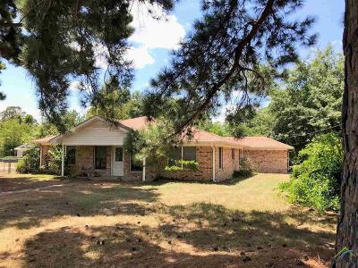 Quitman TX Single Family Home For Sale: $115,000