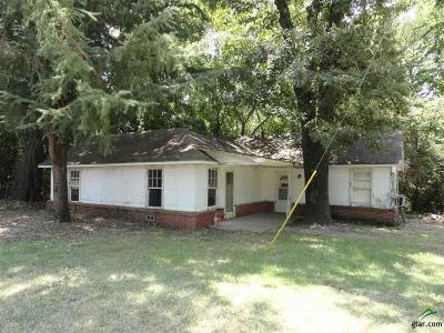 Tyler Single Family Home For Sale: 13908 County Road 193 (Taylor Road)