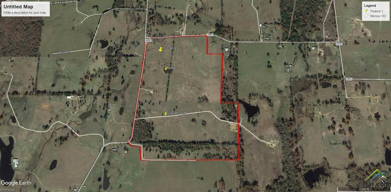 Map Of Quitman Tx.Acreage In Quitman For 357 000