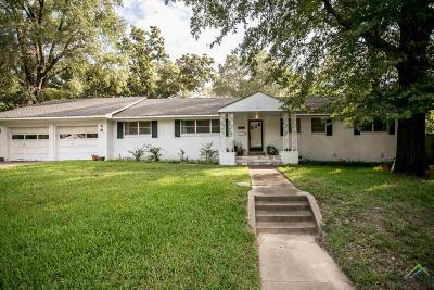 Tyler Single Family Home For Sale: 3200 Harwood Drive