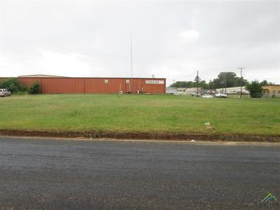 Tyler Commercial For Sale: 4409 D.c. Drive