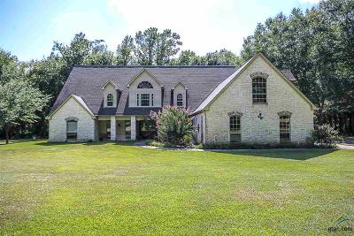 Tyler Single Family Home For Sale: 19020 Oakbrook Rd.