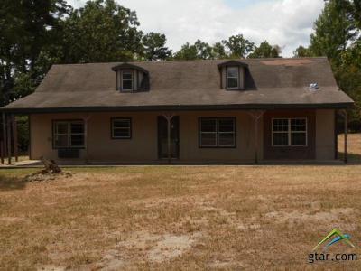 Frankston Single Family Home For Sale: 3098 Acr 319